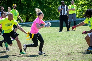 Beginner's Guide to Flag Football