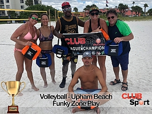 Funky Zone Play (r) - CHAMPS photo