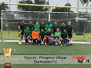 Barksdale FC - CHAMPS photo