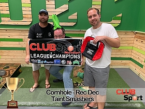 Taint Smashers - CHAMPS photo