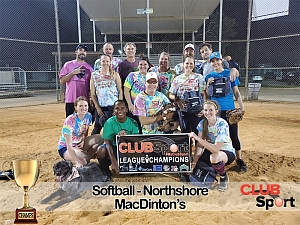 MacDinton's - CHAMPS photo