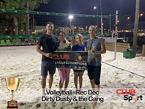 Dirty Dusty and the gang  (r) - CHAMPS photo
