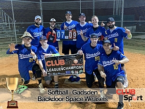 Backdoor $pace Weasels (i) - CHAMPS photo