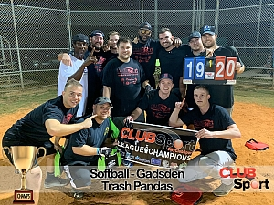 Trash Pandas (rb) - CHAMPS photo