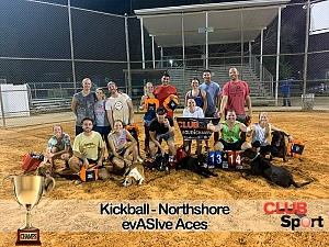 evASIve aces - CHAMPS photo