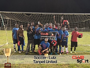 Tanpèt United - CHAMPS photo