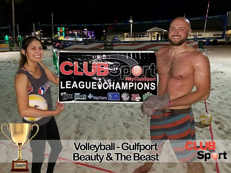 Beauty and the Beast- CHAMPS