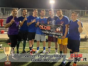 Cookie Monster - CHAMPS photo