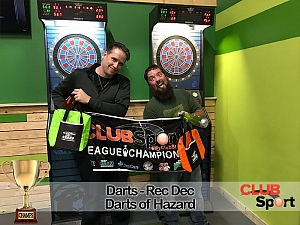 Darts of Hazard - CHAMPS photo