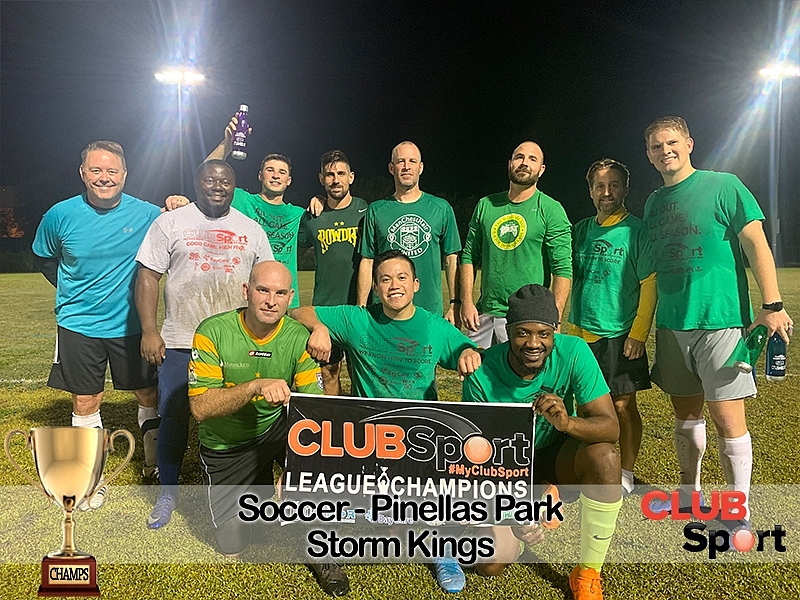 Storm Kings FC - CHAMPS