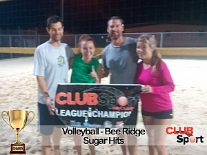 Sugar Hits - CHAMPS