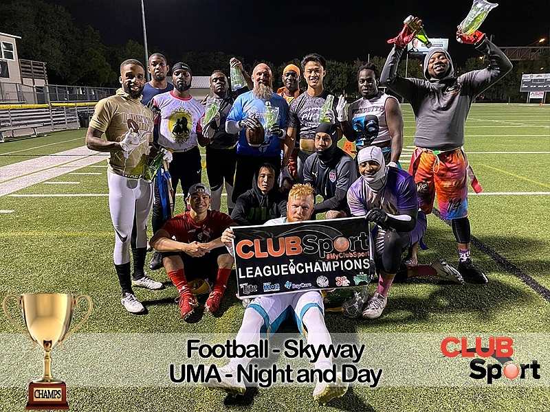 UMA - Night & Day - CHAMPS