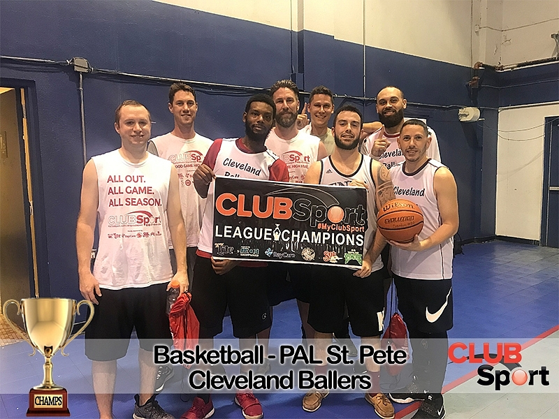 Cleveland Ballers - CHAMPS