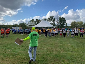 Bill Leaf Kickball Tournament Saturday September 12, 2020