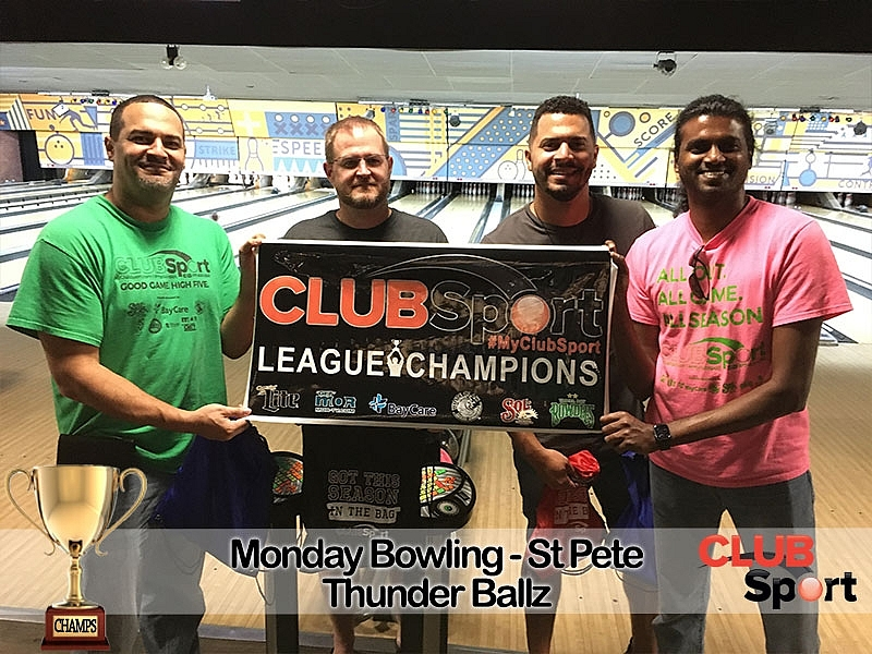 Thunder Ballz - CHAMPS