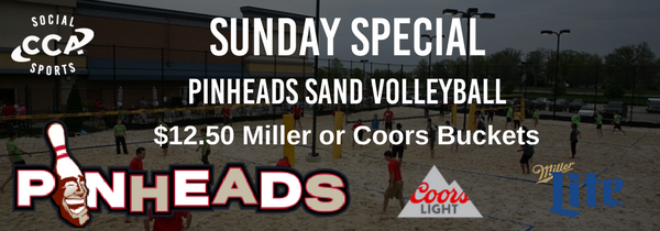 Sunday Spring North Sand Volleyball