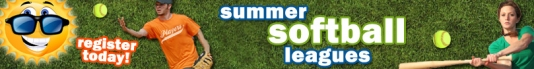Summer Softball Leagues