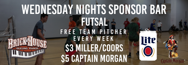 Wednesday Winter Futsal