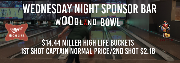 Wednesday Winter Bowling