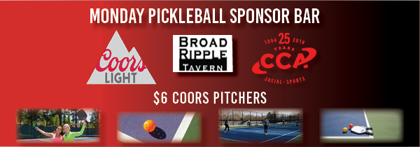 Monday Pickleball 2019