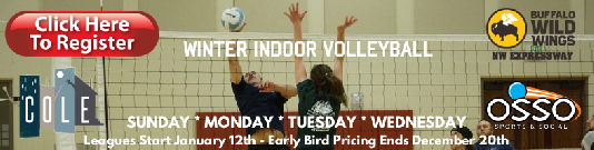 Winter Indoor Volleyball