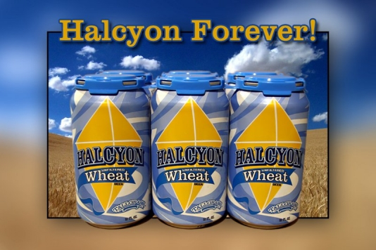 Baller Beer of the Week: Halcyon Unfiltered Wheat