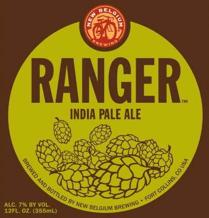 Baller Beer of the Week: New Belgium Ranger IPA