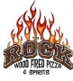 The Rock Wood Fired Pizza Logo