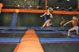 Sky Zone - Dodgeball On Trampolines logo
