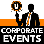 Underdog Corporate Events Logo
