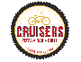 Cruisers Pizza Bar logo