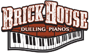 Brick House Piano Bar Logo