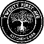 Twenty First Avenue Kitchen & Bar Logo