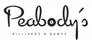 Peabody's Billiard & Games Logo