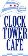 Clock Tower cafe Logo