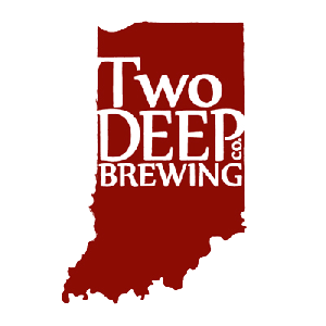 Two Deep Brewing Logo