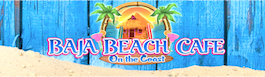 Baja Beach Cafe Logo
