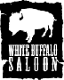 White Buffalo Saloon Logo