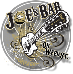 Joe's Bar on Weed St. Logo