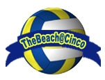 The Beach@Cinco Logo