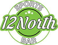 12 North Sports Bar Logo