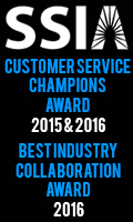 Sport & Social Industry Association - 2015 Champion Customer Service Award