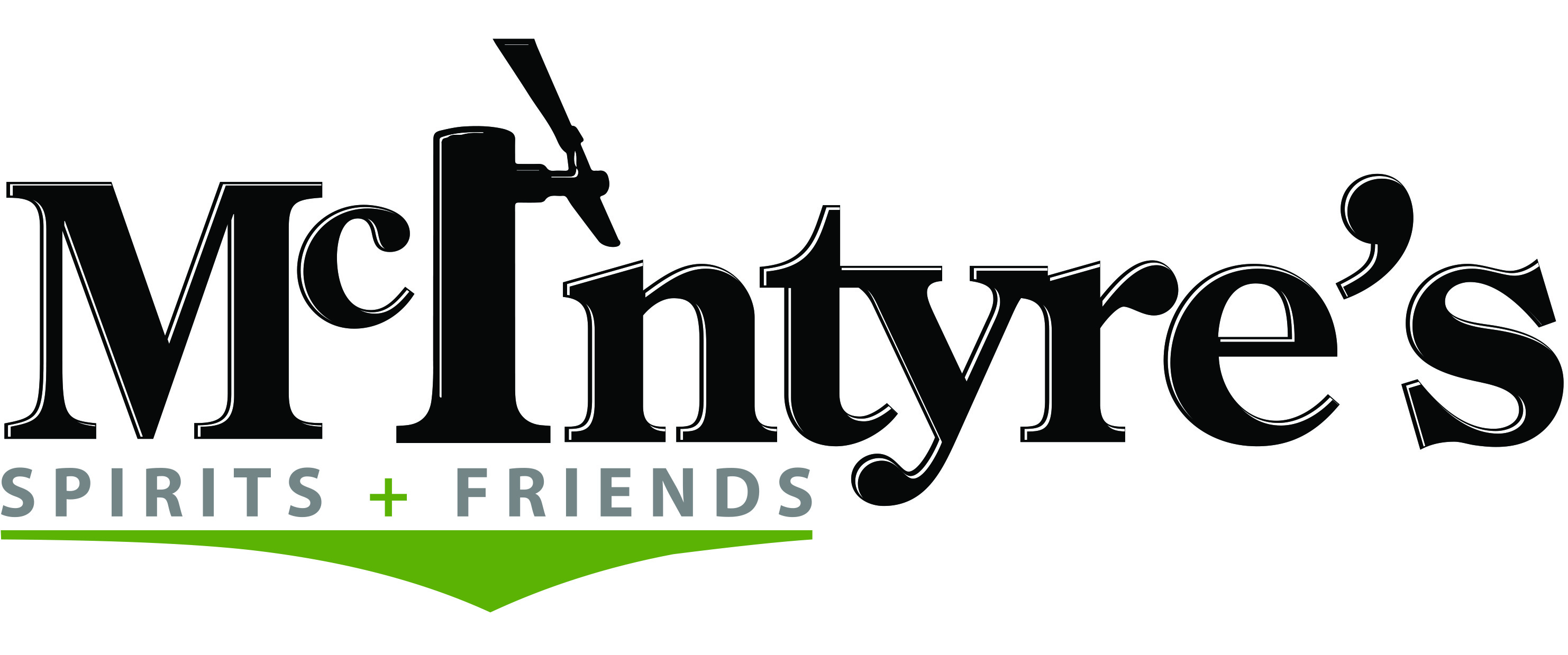 McIntyre's Spirits + Friends