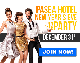 NYE Tickets take you to a 3rd Party website