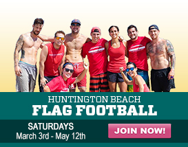 Join our Huntington Beach Football League!
