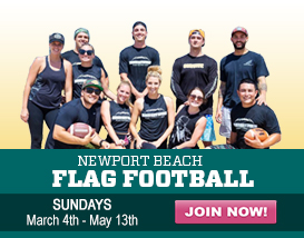 Join our Newport Beach Football League!