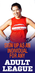 Sign up as an Individual