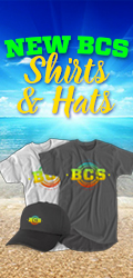 Buy BCS Gear : shirts & hats