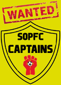 SOPFC Soccer Captains Wanted