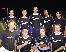 Rx Pushers Team Photo